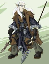 Mor'Elenkuna, Eladrin Warlock by the-batcomputer