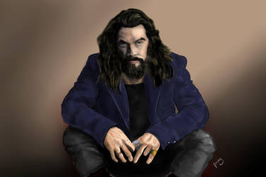Jason Momoa (2) by SmoothLeggedWookie