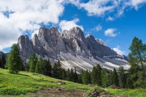Sass Rigais Dolomiti Gruppo delle ODLE, Italy by MattiaMc