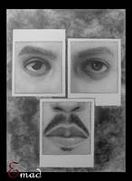 Self portrait by emaghrabi