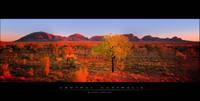 Central Australia Panorama by Saurav