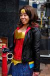 Wonder Woman cosplay: Street appeal 2018 1 by pohutukosplay
