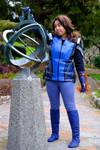 Ashley Williams cosplay: Picnic 2 by pohutukosplay