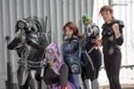Ashley Williams cosplay: Meetup 3 by pohutukosplay