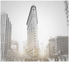 NYC Flatiron by crunklen