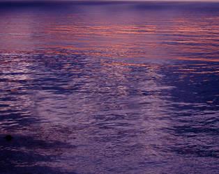 Seaspryte-stock Sunset Water by SeaSpryte-stock
