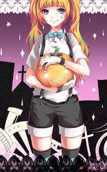 Mrs. Pumpkin by Akimiya