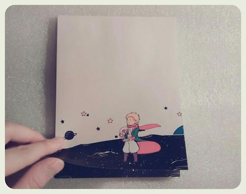 Little Prince Memopads by Akimiya