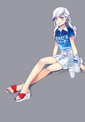 Calpico Girl by Akimiya