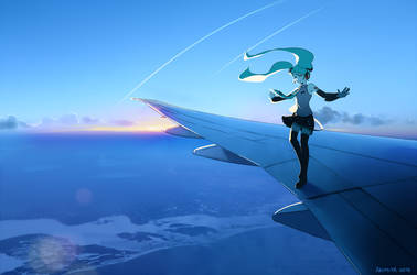 High Up by Akimiya