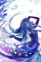 Fire Emblem Fates: Nohr Aqua by Akimiya