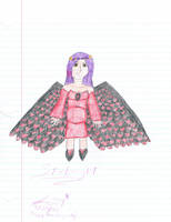 Brighty Lucifer's Angel Color by Mysticdreamer543