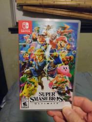Super Smash Bros. Ultimate  by Loth-Eth
