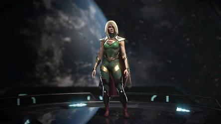 Supergirl 4 by Loth-Eth