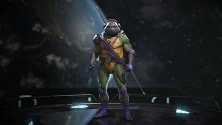 Donatello 2 by Loth-Eth