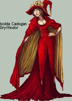 .:Miss Hogwarts-Dress Robes:. by FionaCreates