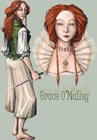 .:Grace O Malley:. by FionaCreates