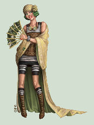 TSP Round 2 by FionaCreates