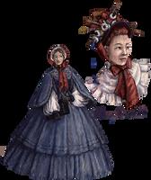 Mary Cassatt MDH by FionaCreates