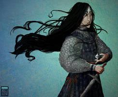 Lirael by FionaCreates