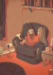 The Bookworm by FionaCreates