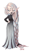 Baserace - Fairy2 by FionaCreates
