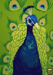 Bird Commish - Phoenix 2 by FionaCreates