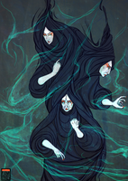 Threads of Fate by FionaCreates