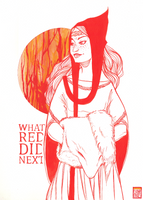 What Red Did Next by FionaCreates