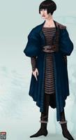 The Abhorsen Project - Abhorsen Outfit by FionaCreates