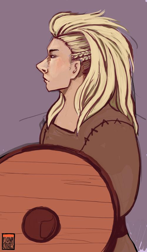 Lagertha by FionaCreates
