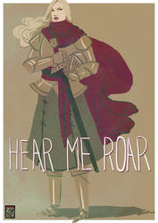 Cersie Lannister AU by FionaCreates