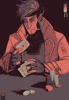 Gambit by FionaCreates