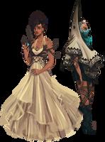 Alicia Mara - Fiji - R3 by FionaCreates