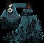 Ms Spectra by FionaCreates