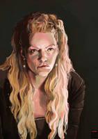 Vikings - Lagertha by FionaCreates