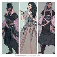 Pastel Fantasy by FionaCreates