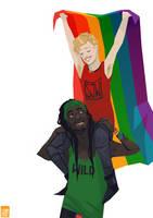Pride by FionaCreates