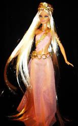 Greek Goddess KORE by dakotassong