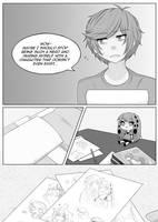Desync: Chapter 1 Page 2 by SecretNarcissist