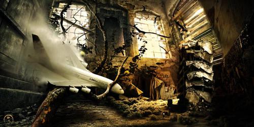 Paradise Lost by Sidiuss