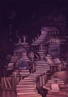 Bibliophiles by MO-ffie