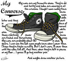 My Cons by Iddstar