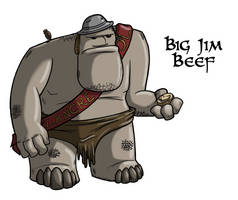 Big Jim Beef by Iddstar