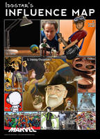 Influence Map by Iddstar