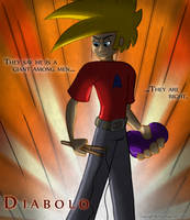 Diabolo Poster by Iddstar