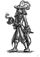 Hook Conceptual Sketch by Iddstar
