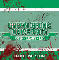Green Brook University Poster by Iddstar
