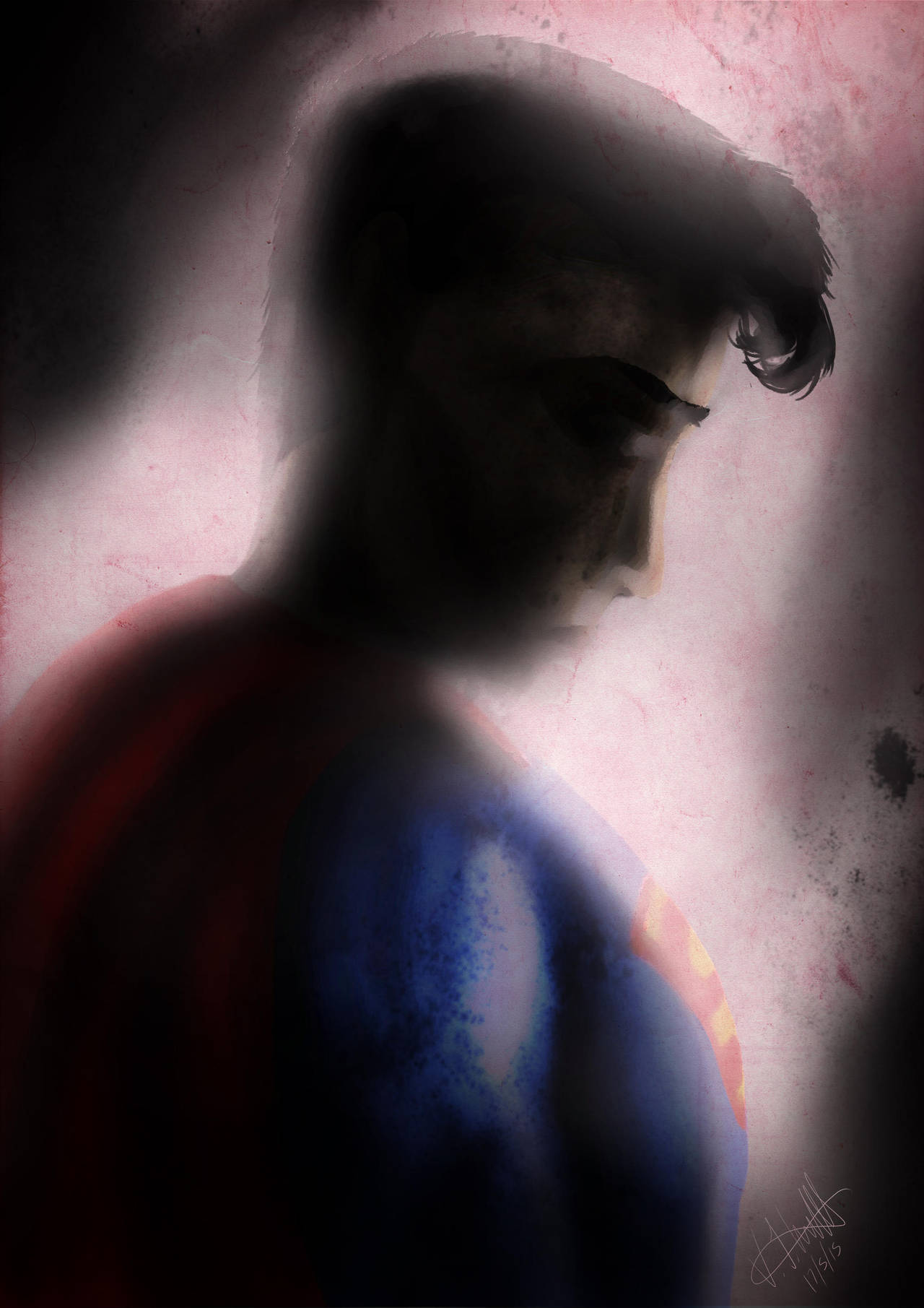 Superman by Iddstar