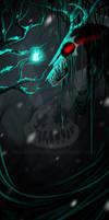 Wendigo Commission by SecretsOfSorrow